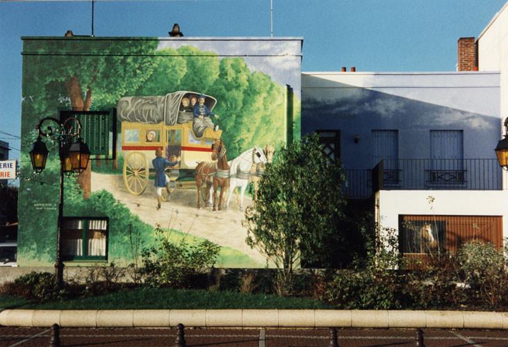 le relais de poste-ParayVieille Poste-1994