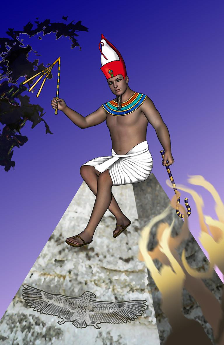 La pyramide-IV