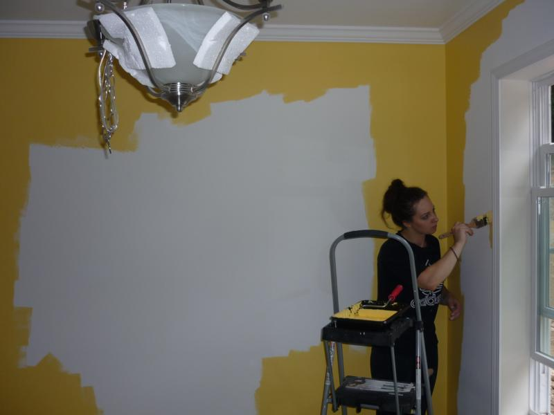 the first paintjob