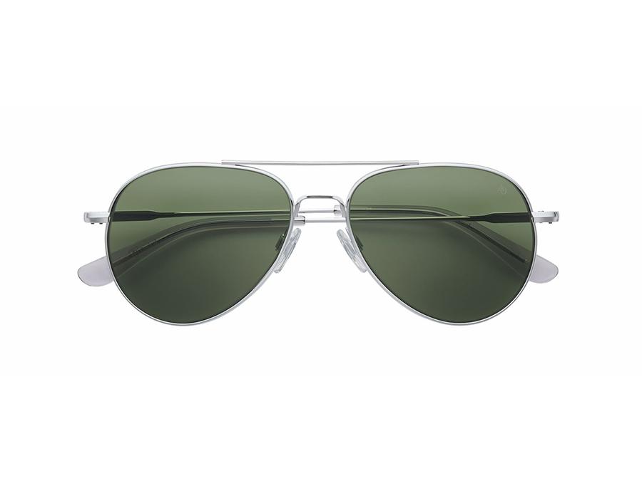 General® col. SILVER / GREEN(GLASS)
