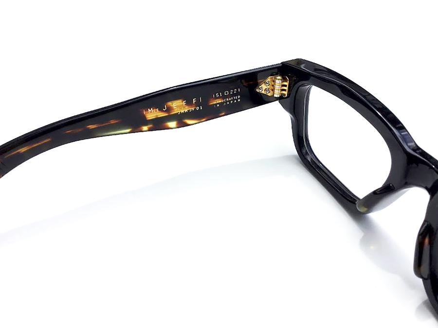 JEFF col.NOIR 51□22-150 ¥81,400(with tax)