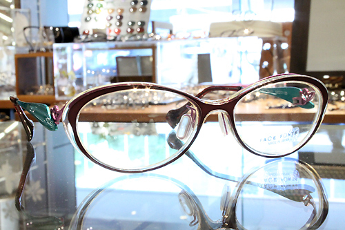 FaceFonts FF-128 col.01 52□17-125 ¥33,000+tax
