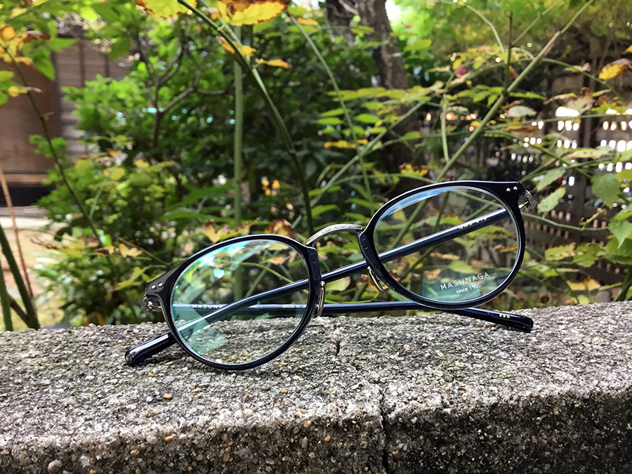 GMS-819 col.55 BLUE 46□21-145 ¥37,000+tax