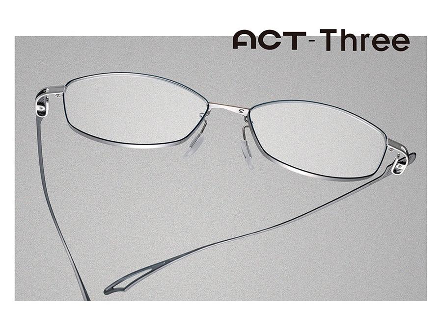 KazuoKawasaki(カズオ カワサキ):ニンゲンノメガネ「ACT-Three」