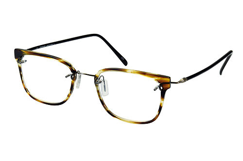 MP-719L-PN #11 HAVANA/AT-Gold Size:48□20-140 ¥31,000+tax