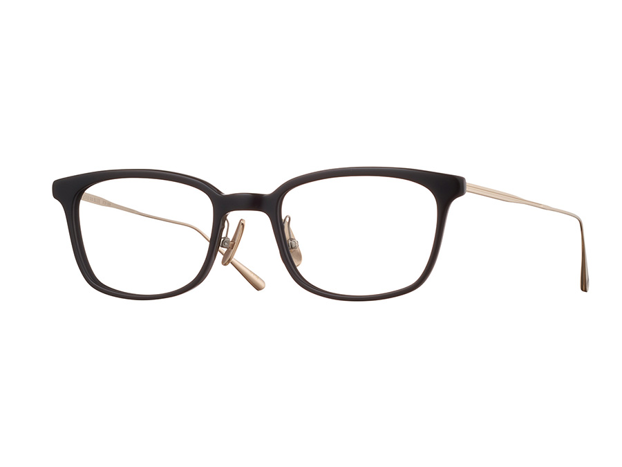 FIN-009 col.1-14 ブラック-ホワイトゴールト