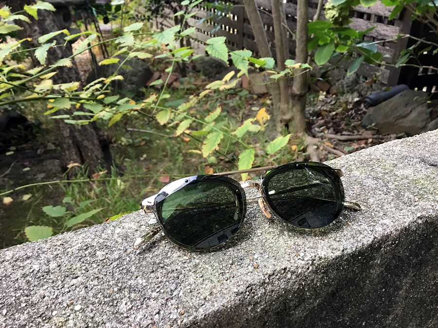 H-COM510N 偏光レンズ/内面ARコート ¥16,000+tax(フレームは含まれません)