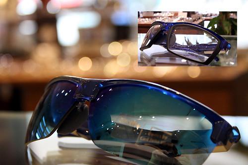 RH76902 Crystal Blue ¥27,000(税込)/写真はアダプター装着