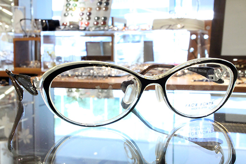 FaceFonts FF-128 col.03 52□17-125 ¥33,000+tax