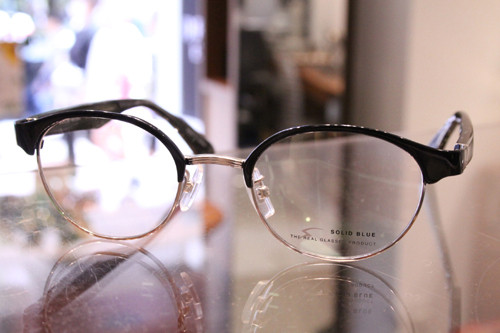 SOLID BLUE S-205 col.3(Navy/BlueGray) 48□21-143 ¥30,000+tax