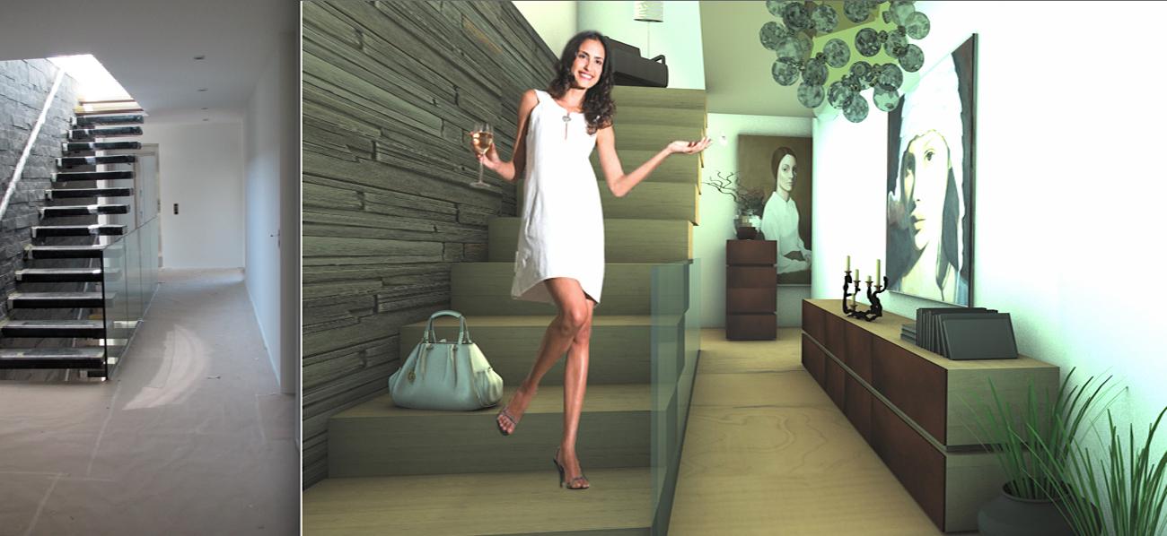Visualisierung 3D - Claudia Merlotti