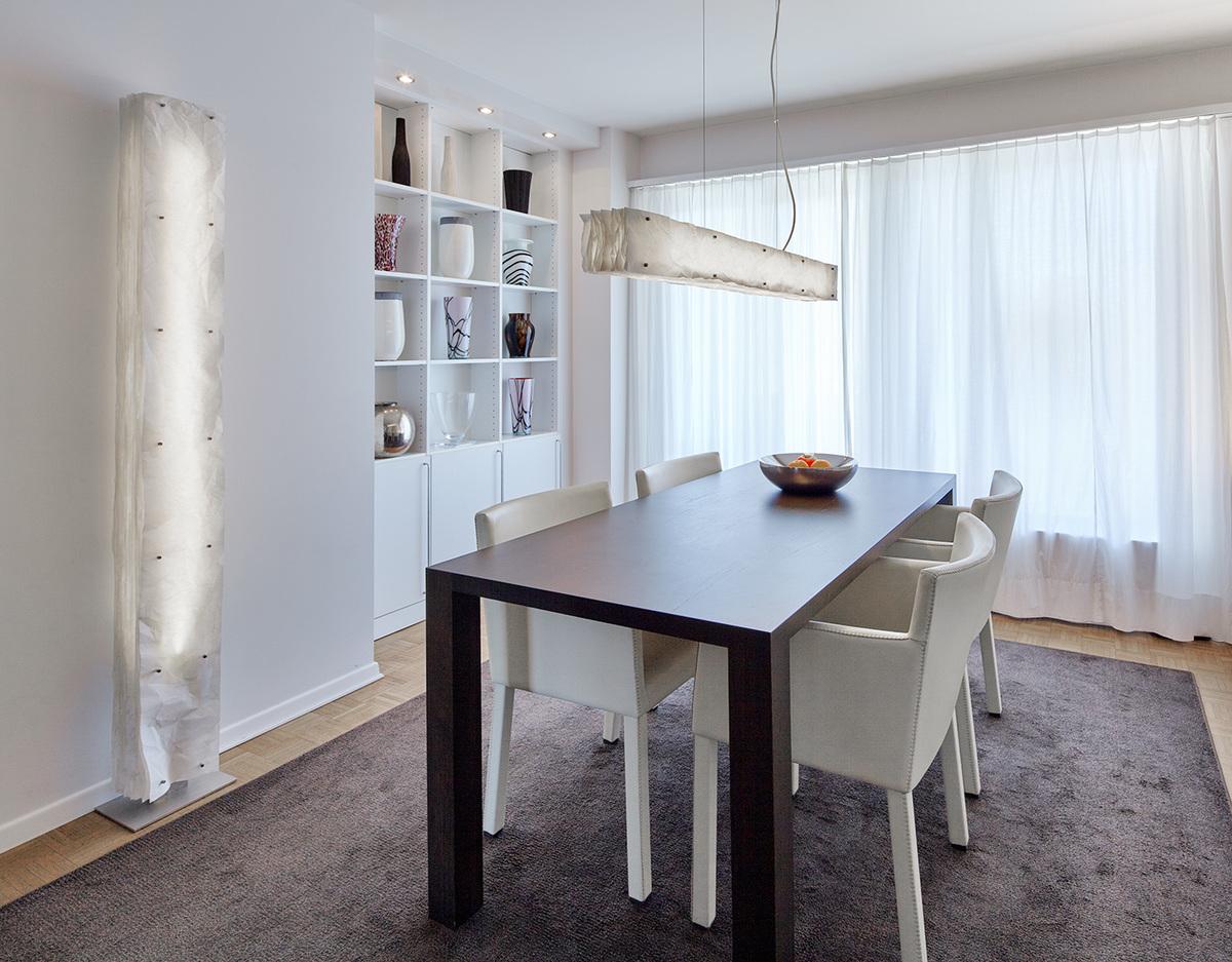 5,5-Zimmer Wohnung Zürich Höngg Esszimmer