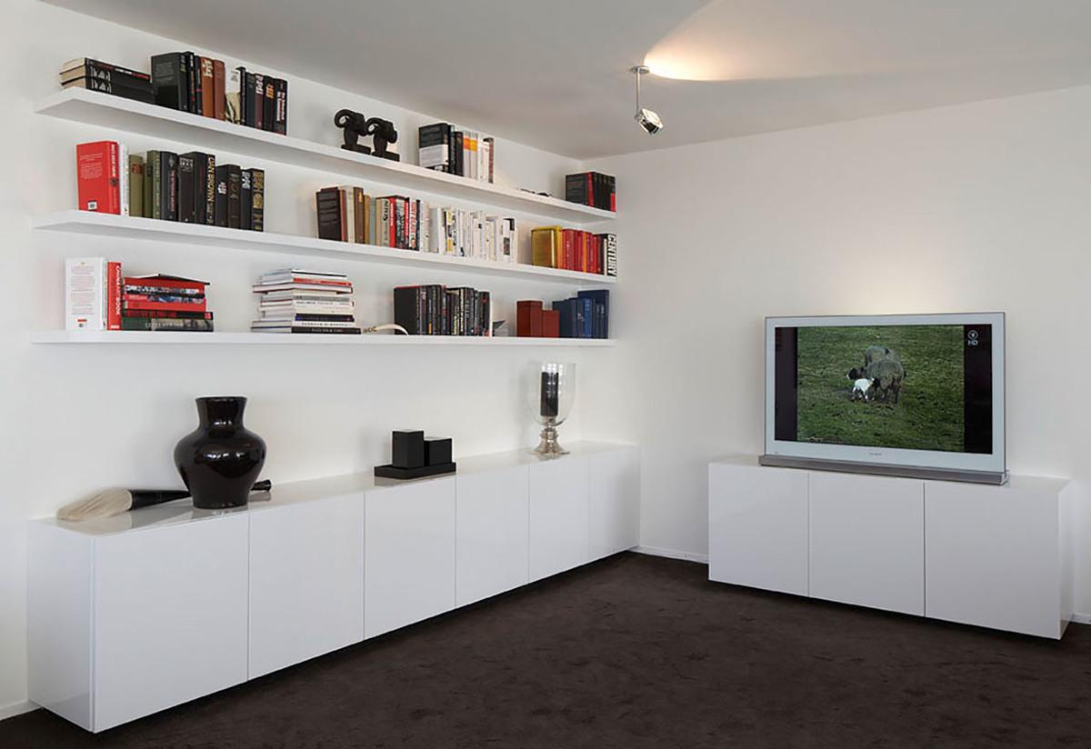 8-Zimmer-Villa Küsnacht Living