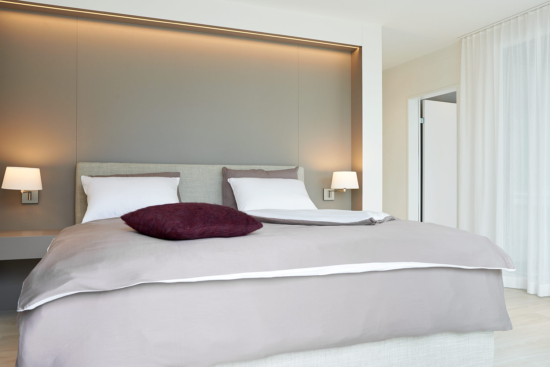 Schlafzimmer Wohnung Walenstadt