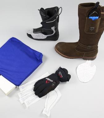 Digel Sticktech - Smart-Textiles - Multifunktionskleidung mit integrierten Heizelementen
