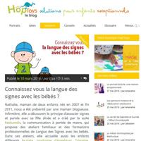 Mars 2016 - Blog Hop'Toys