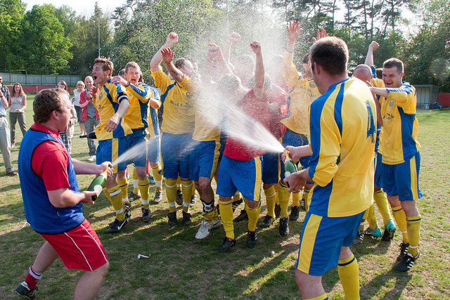 Kent League Champions 2010-11