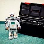 Lego-Roboter für Informatik