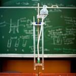 Wasserzersetzungsapparat für Chemie