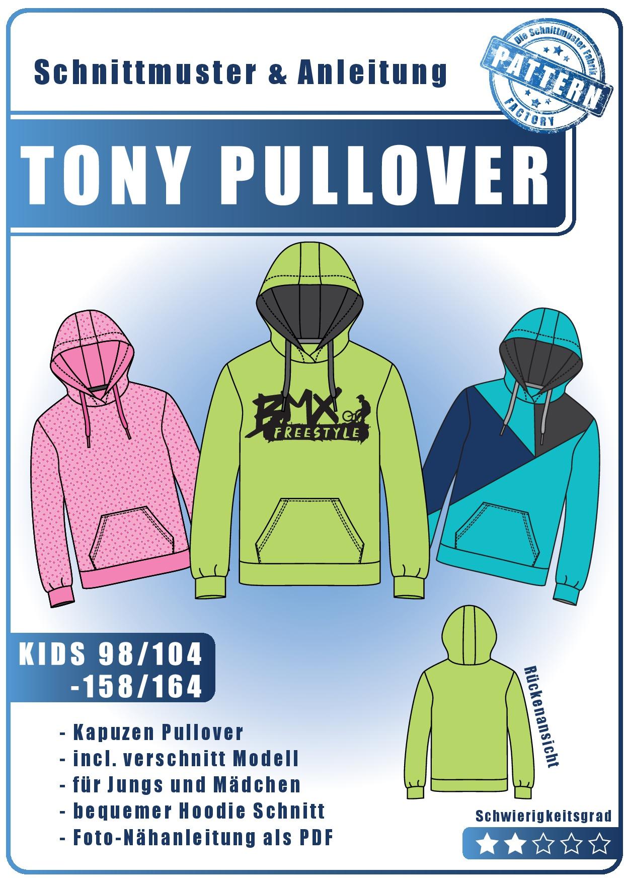 TONY Pullover