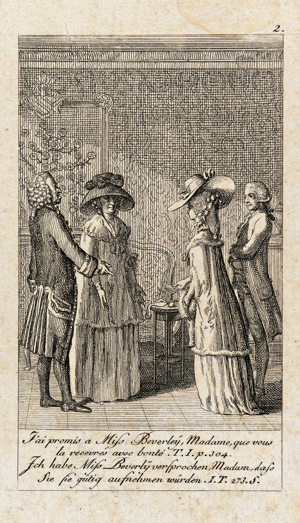Сесилия или История богатая сирота (6)