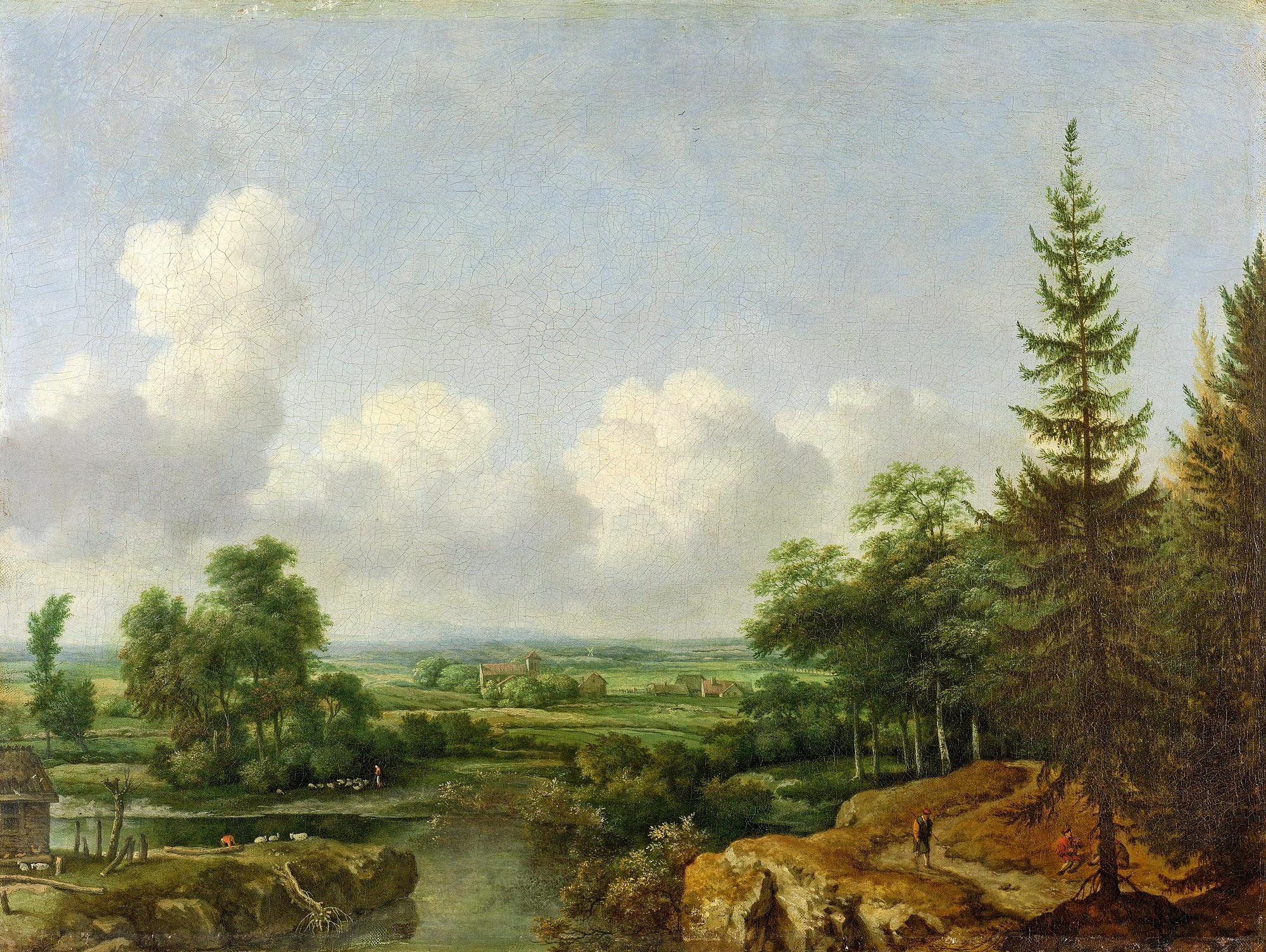 Шведский Пейзаж