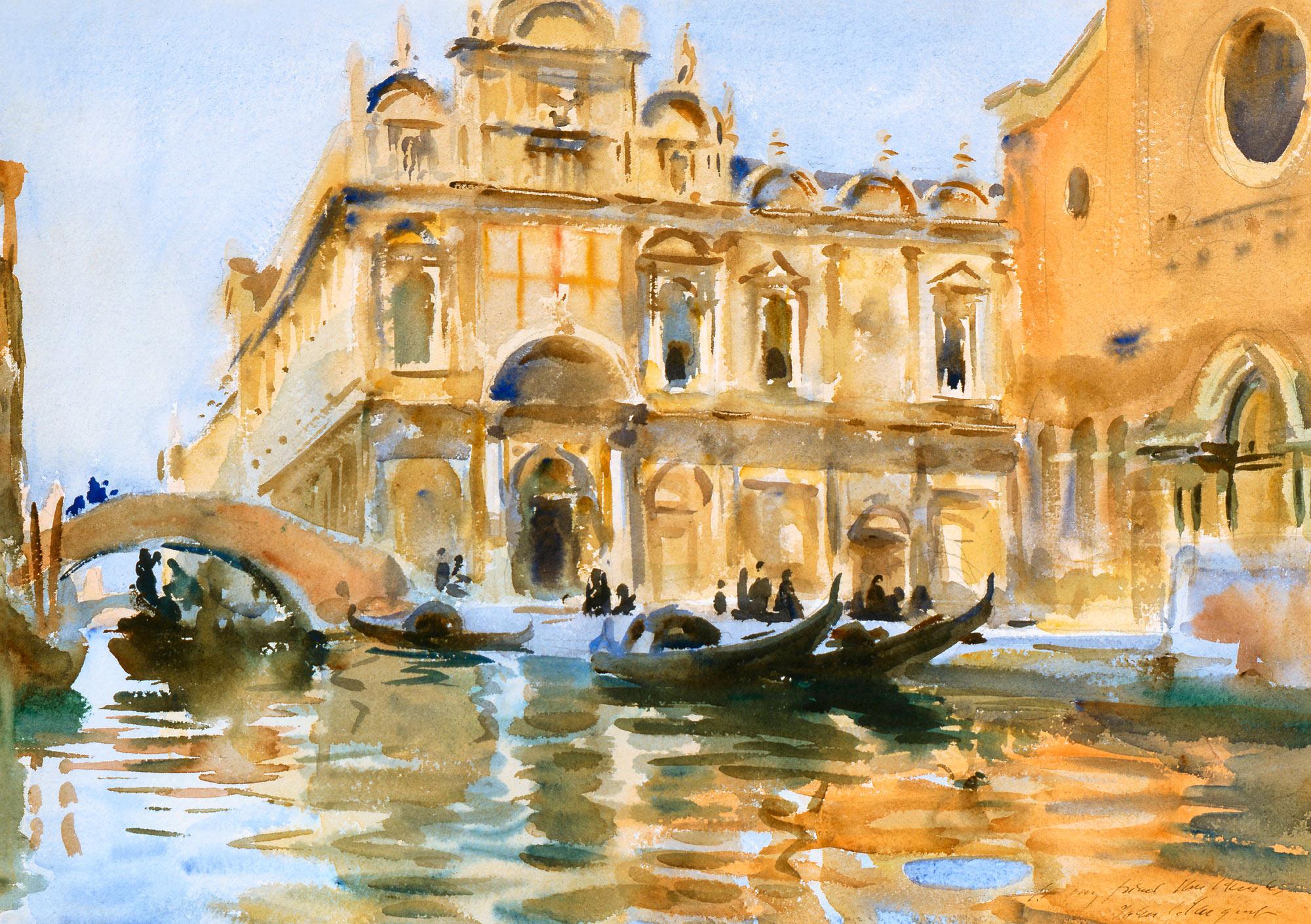 Рио деи Mendicanti, Венеция