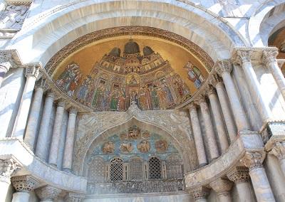 サンマルコ寺院内部