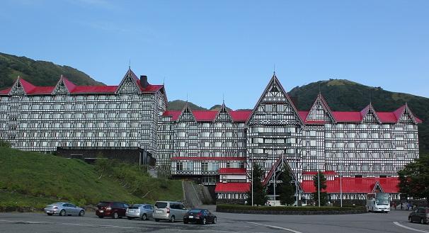 白馬ホテル