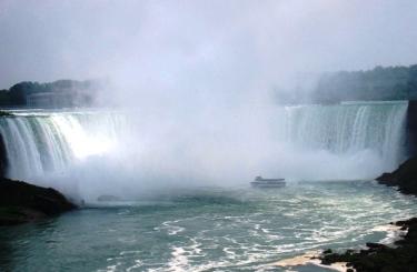ナイアガラの滝(カナダ滝)