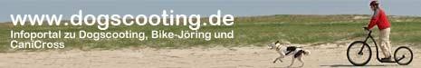 Dogscooting.de - Zughunde-sport
