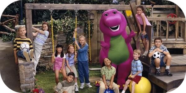 Barney Friends Like To Like You