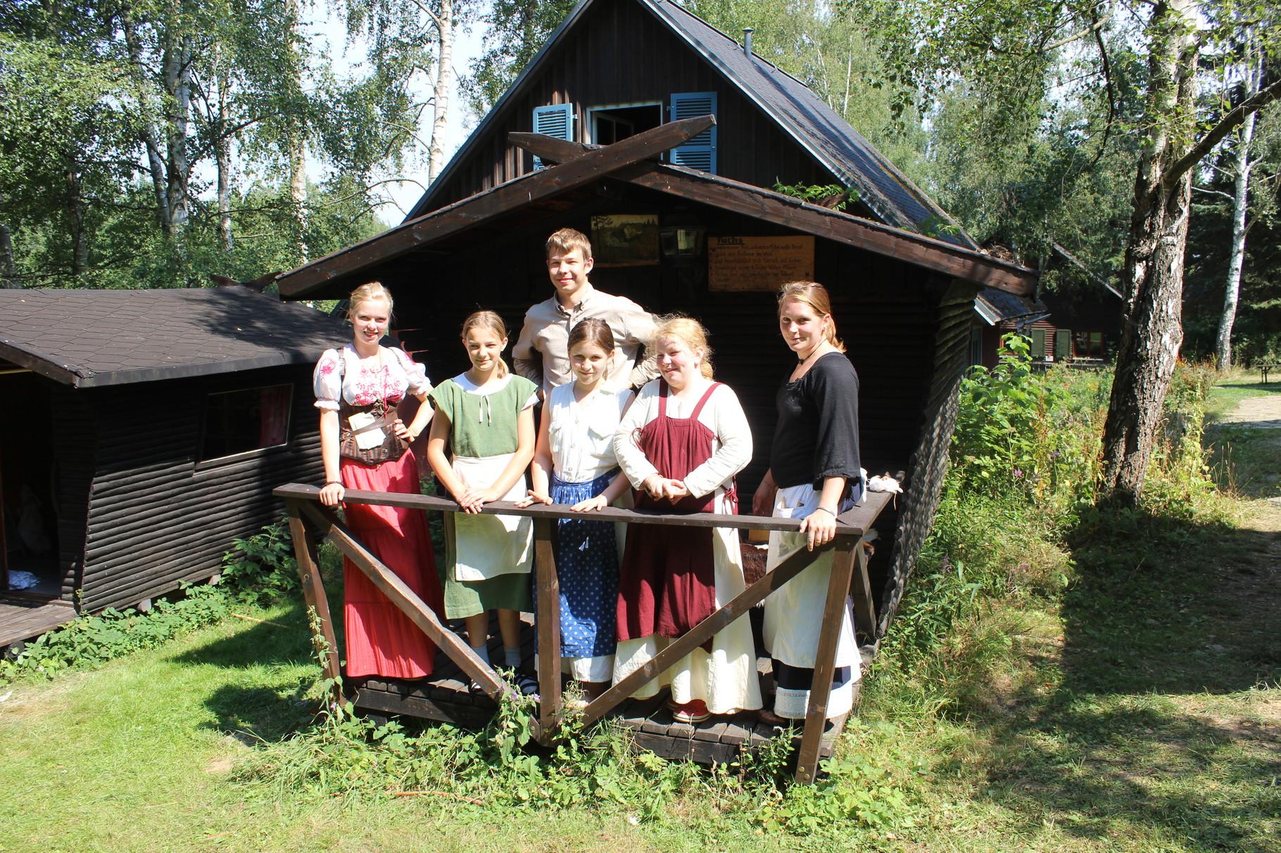 Handwerkerfamilie Fröhlich