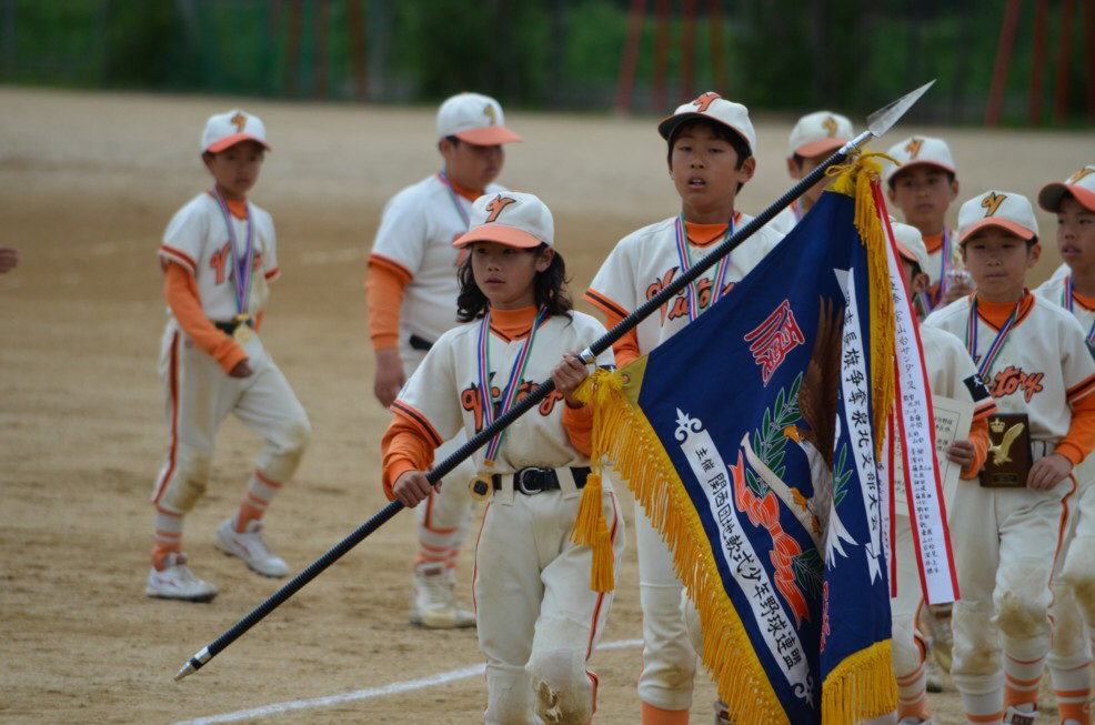 2012年5月 団少理事長旗争奪優勝