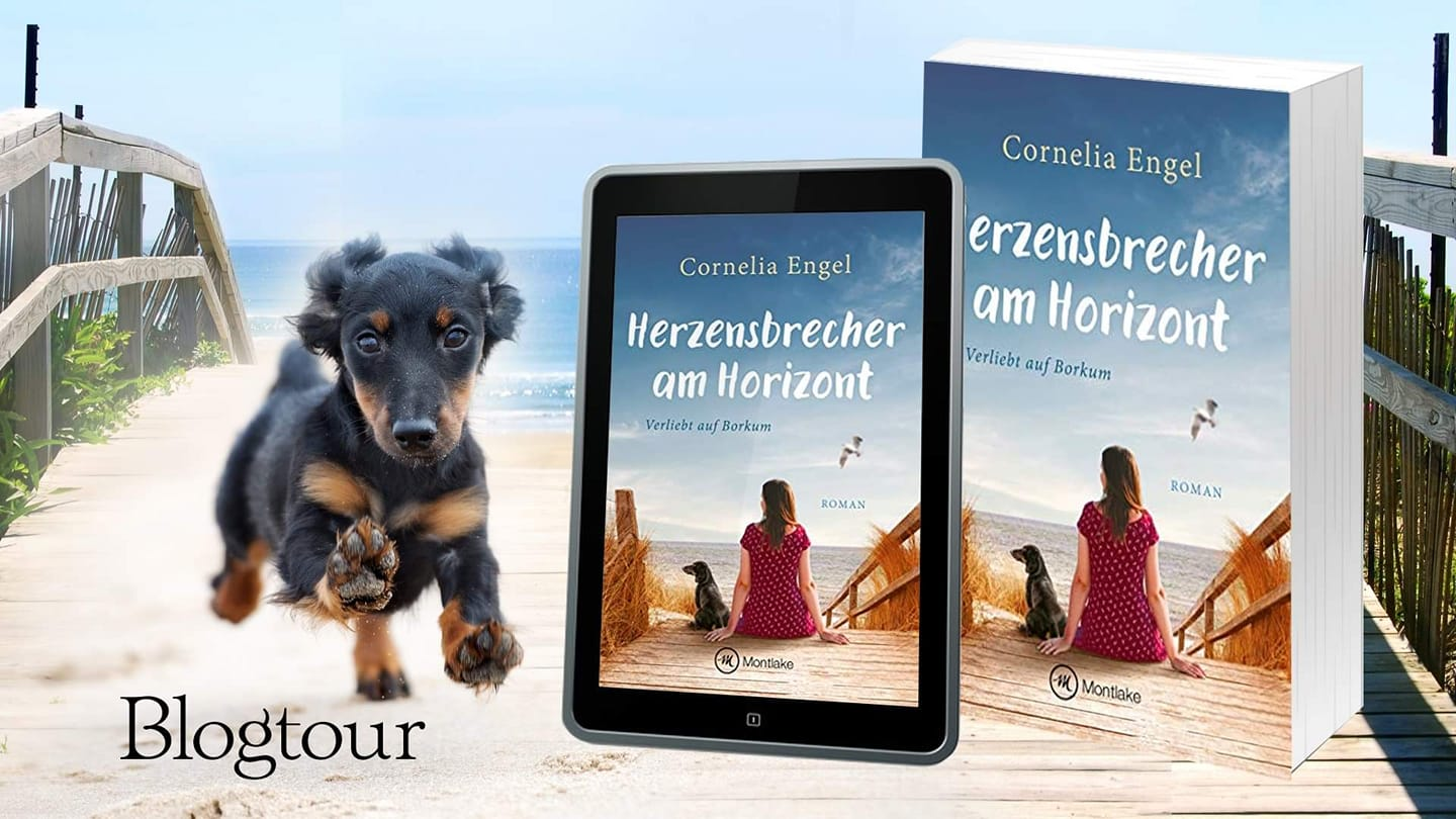 "Interview mit Cornelia Engel - ""Herzensbrecher am Horizont"""
