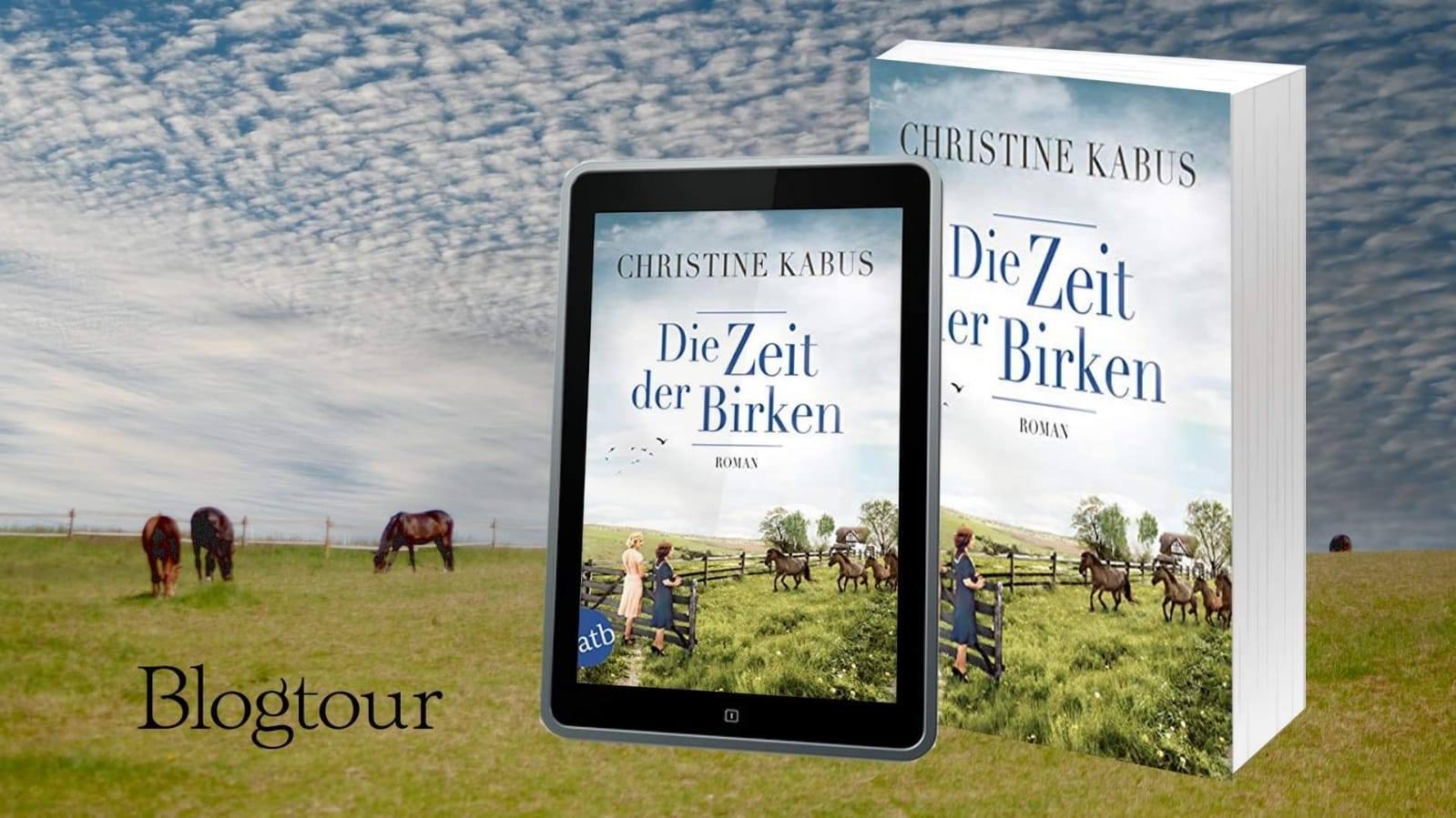 """Estlands bewegte Geschichte  in """"Die Zeit der Birken"""" von Christine Kabus"""