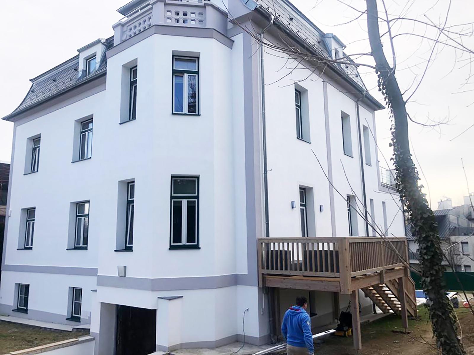 Sanierung und Umbau in 1130 Wien
