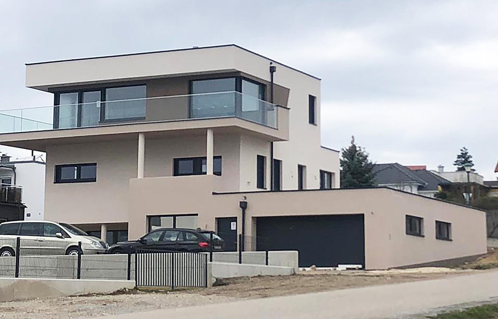 Planung und Neubau Purbach