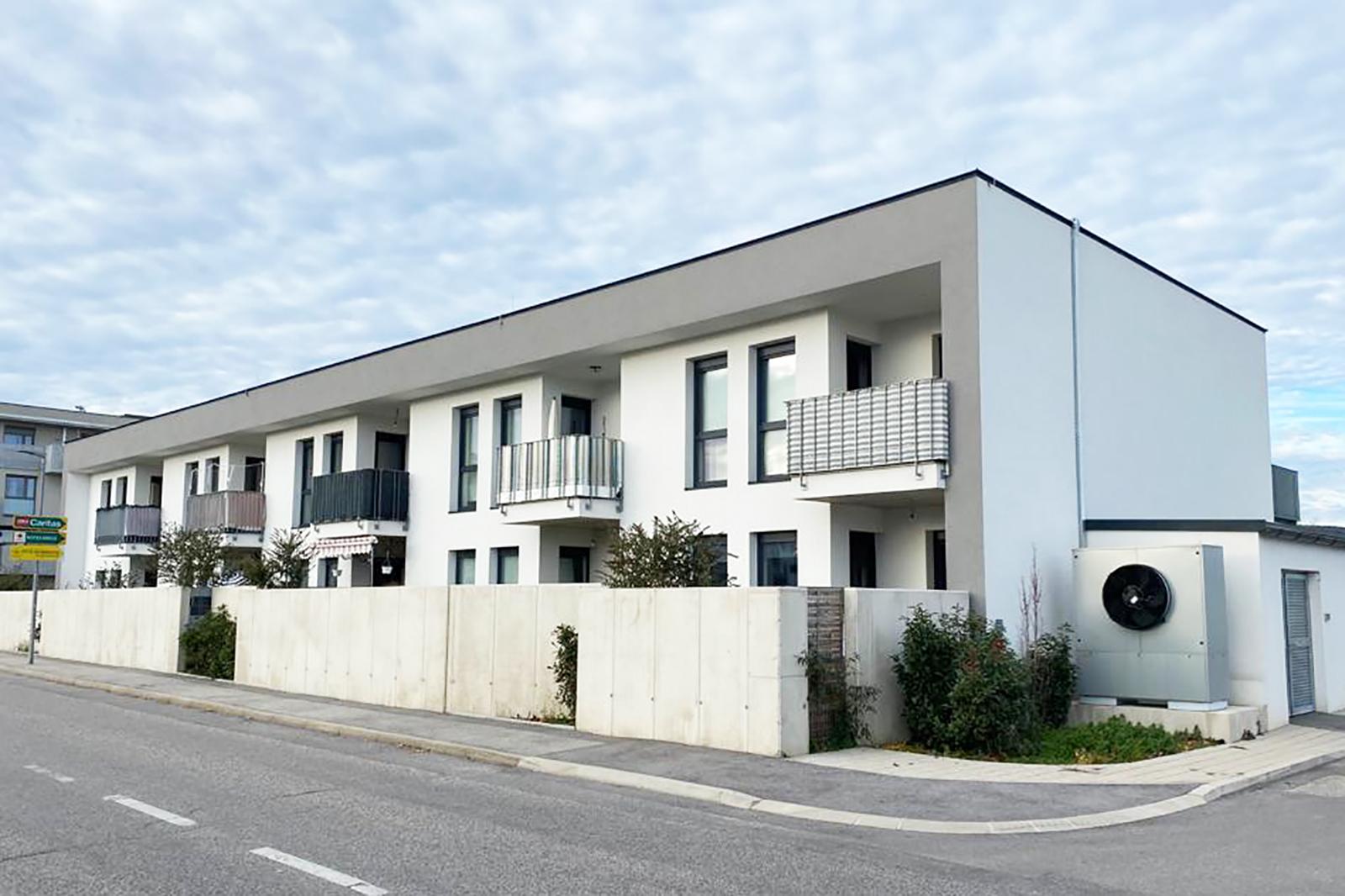 Neubau 10 Wohnungen in Eisenstadt