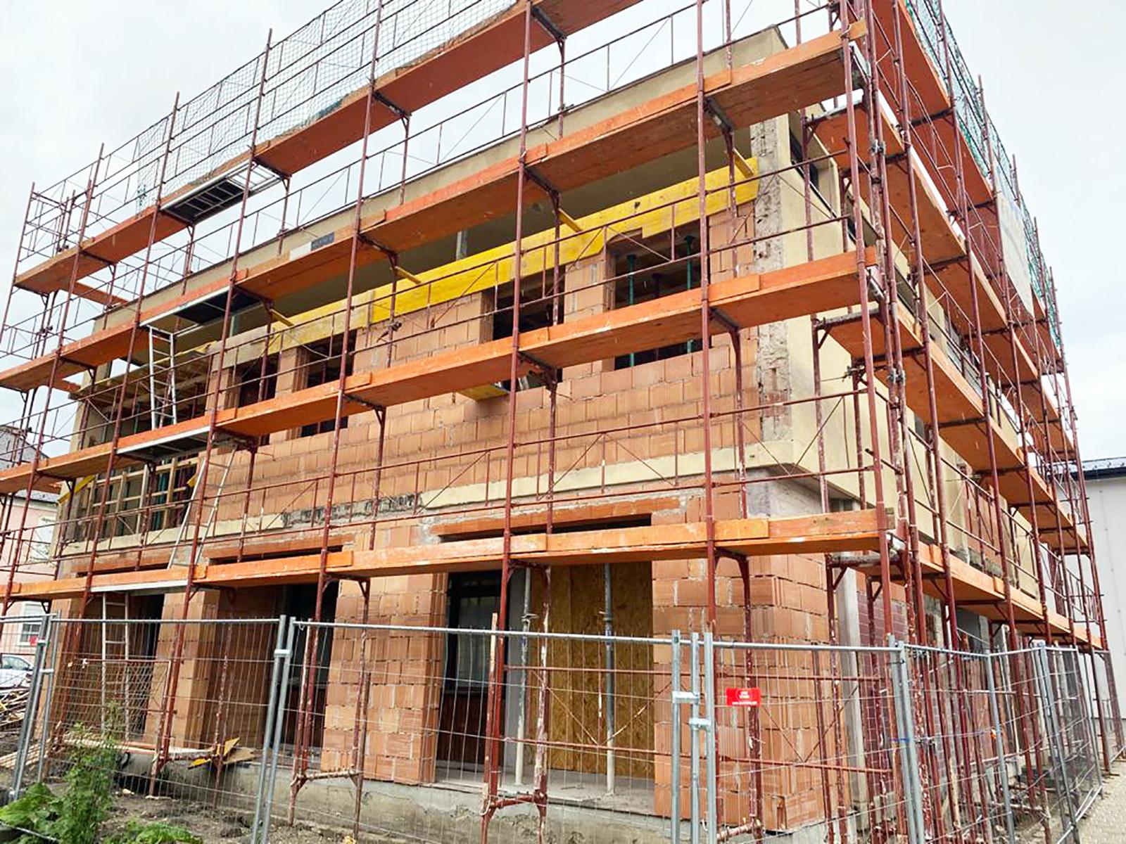 Sanierung Wohnhaus Hornstein