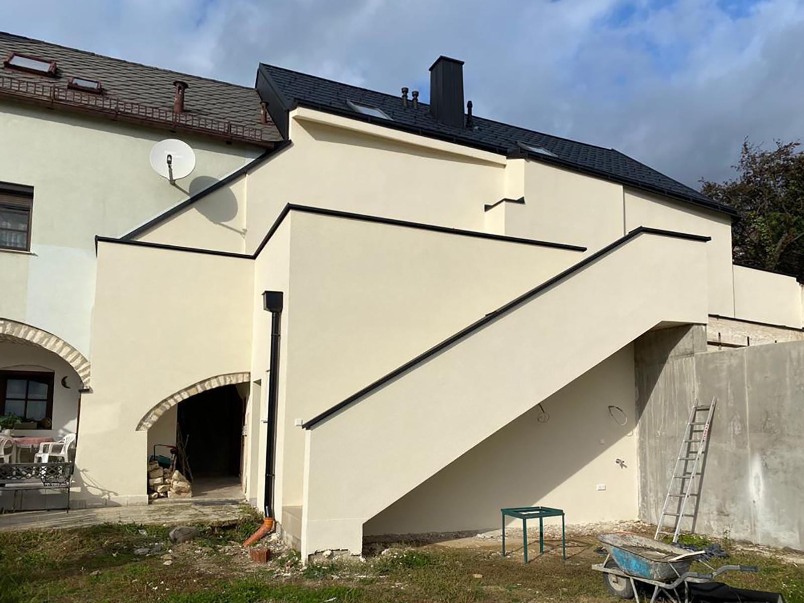 Zu- und Umbau Einfamilienhaus Eisenstadt