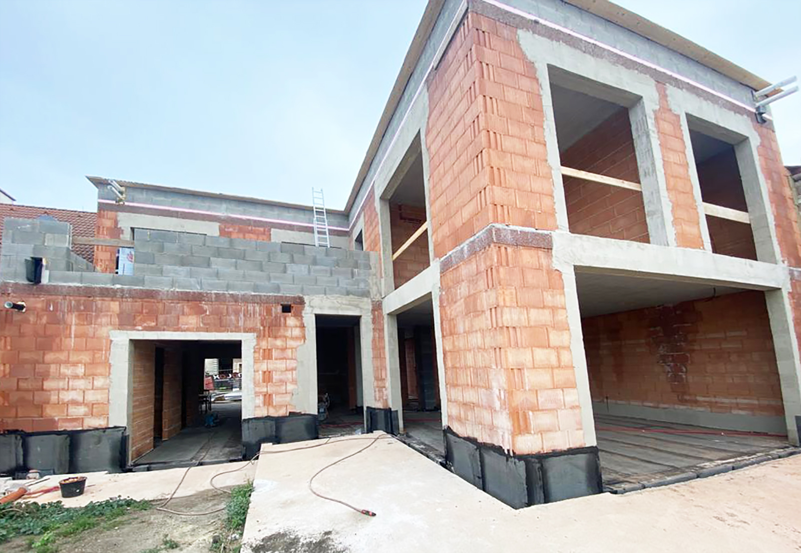 Neubau Einfamilienhaus in  Hof