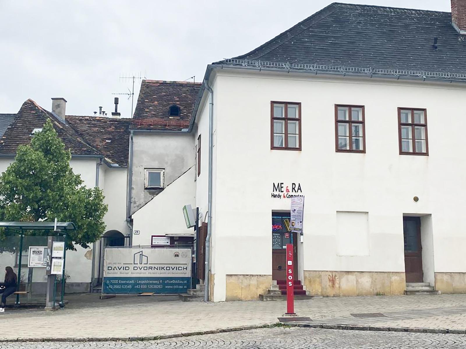 Sanierung in Eisenstadt