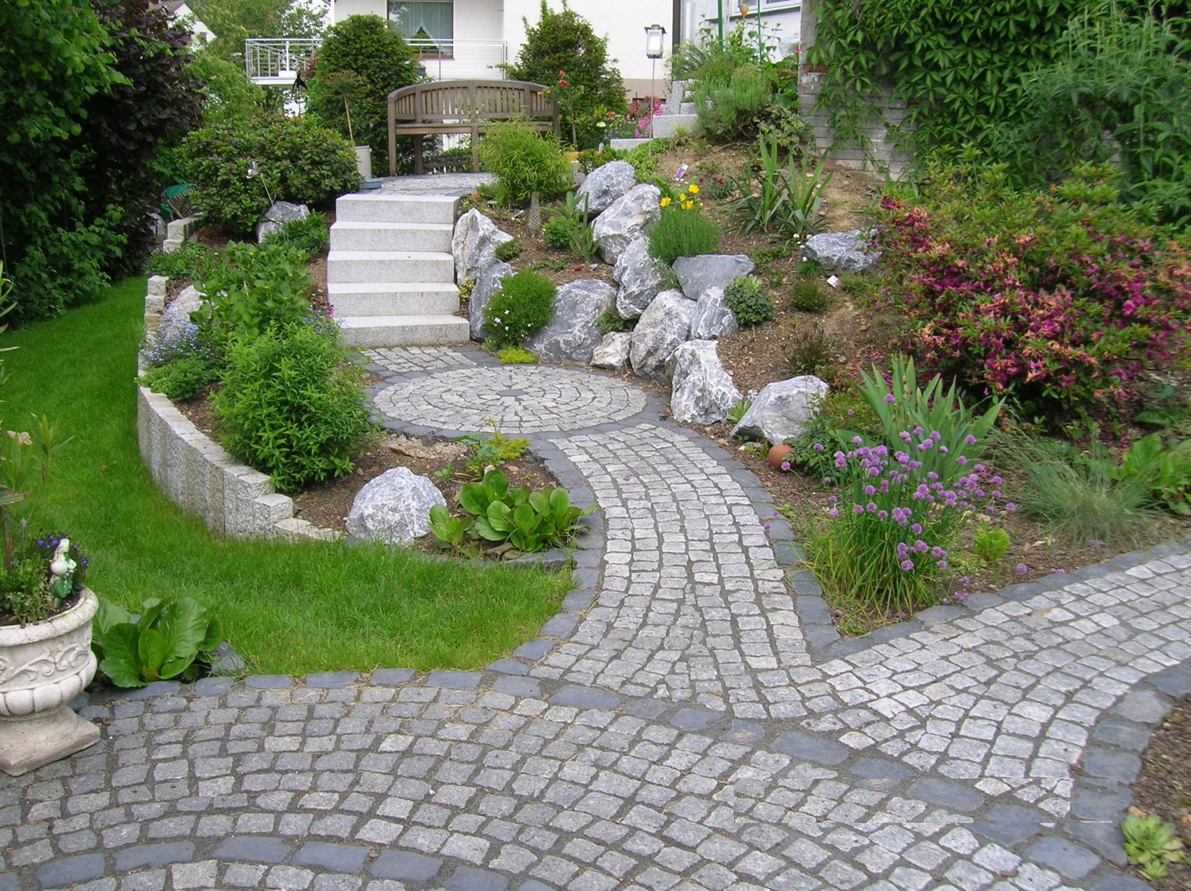 Gartengestaltung Gelbrich - Wuppertal
