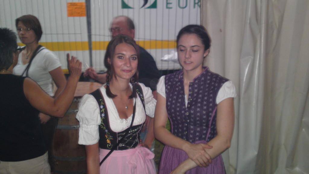 Marksteinacher Kirchweih 2010