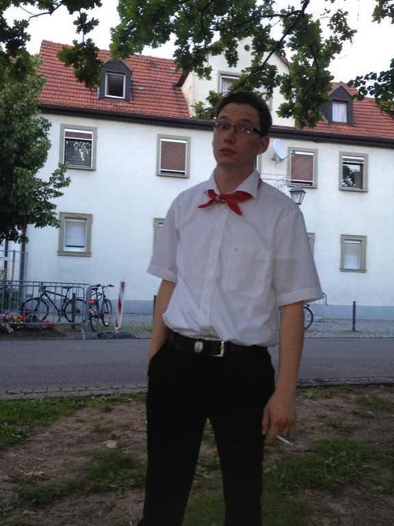 Schonunger Planpaare - Hassfurter Meefest 2012