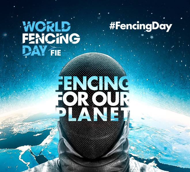 Samedi 7 Septembre 2019 Journée Mondial de l'Escrime #World Fencing Day