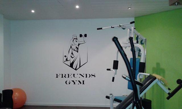 Logo von Freunds GYM