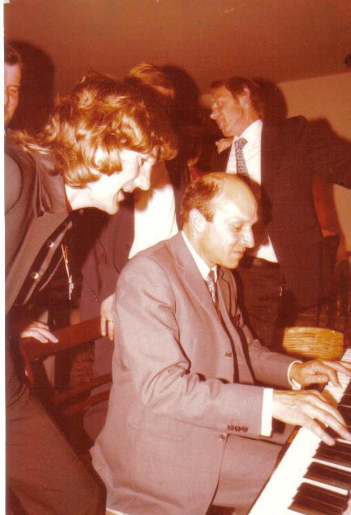 Geburtstag Anna Marie (Cousine) 1979