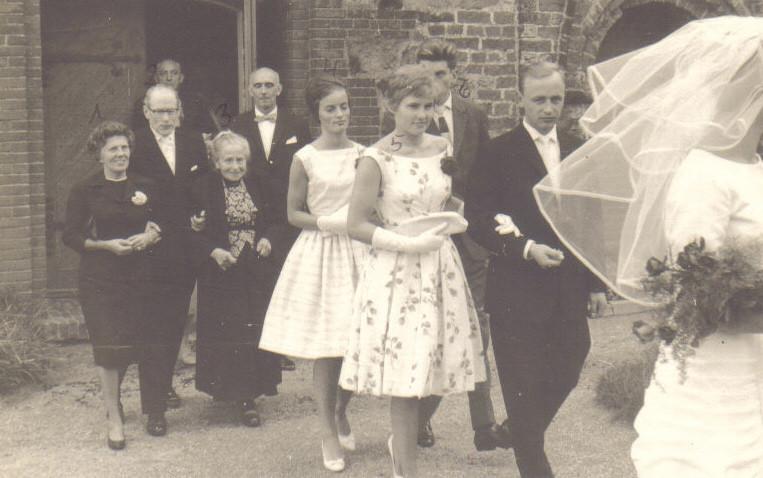 Eltern und Oma 1961(von links)